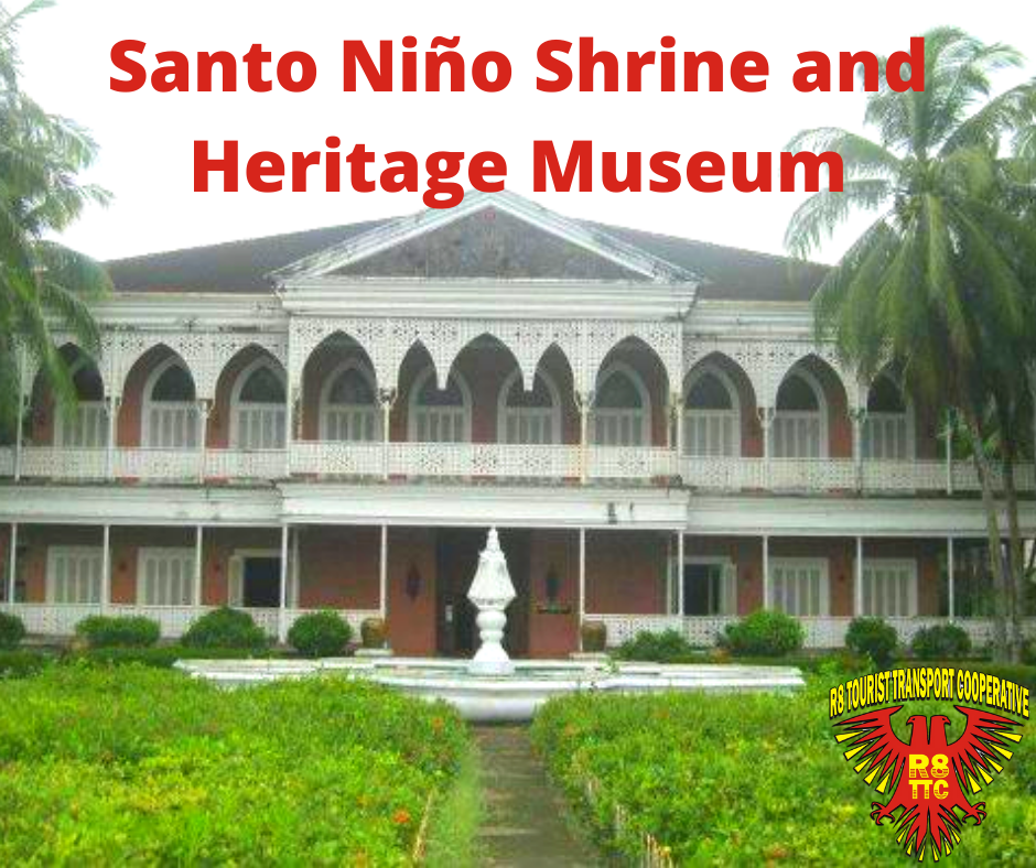 R8 TOURIST TRANSPORT SANTO NINO SHRINE